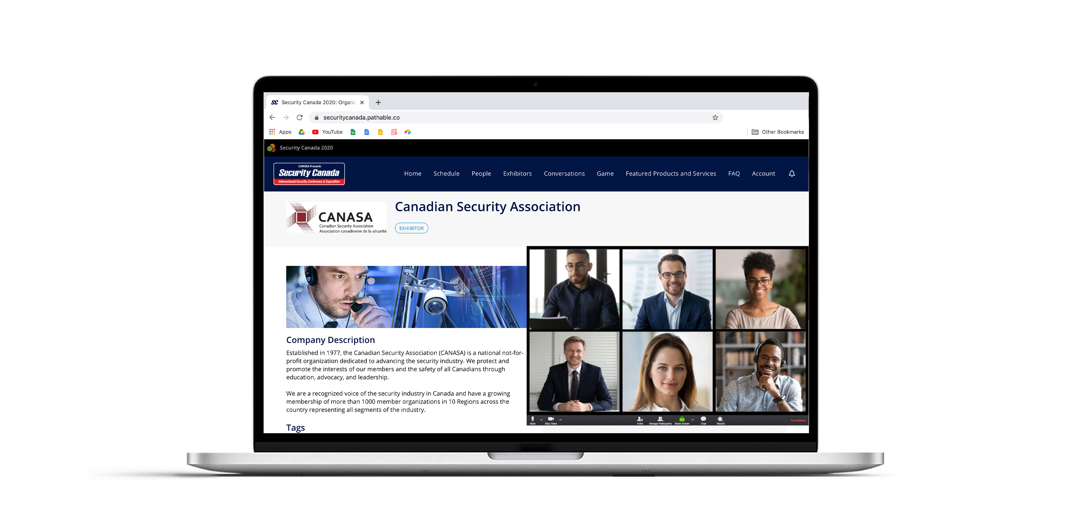 Canada's Largest Virtual Security Show